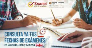 Exams Fechas