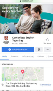 recursos Cambridge English