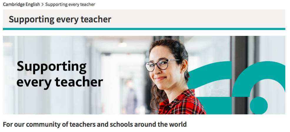 Supporting every teacher