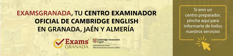 Banner Exams Centro Oficial 1440x350 23dic20